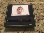 Cross Townsend Lapis Lazuli Rollerball in box