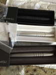 Namisu Nexus Minimal Fountain Pens in open boxes