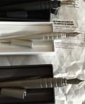Namisu Nexus Aluminum Fountain Pens open
