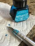 Namisu Nexus Aluminum Fountain Pen