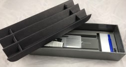 Lamy Persona box papers and ink cartridges