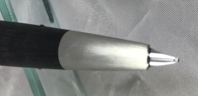 Lamy 2000 fountain pen broad nib
