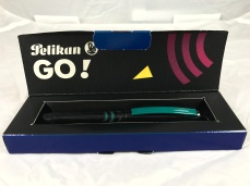 Blue Pelikan GO! new in box