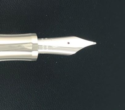 Visconti for Ashford fountain pen nib