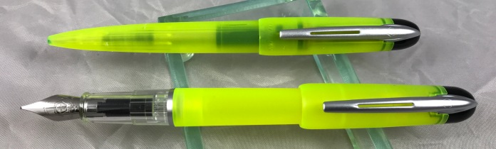 Waterman Kultur fountain pen and ballpoint set