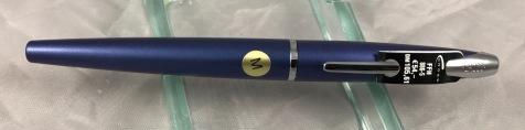 Cross ATX fountain pen Azurite Blue