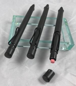 Lamy Safari 0.5 pencil in Charcoal