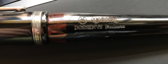 Marlen Dossenus fountain pen (business size)