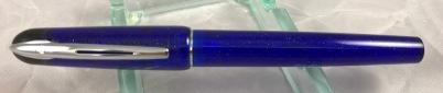 Waterman Kultur blue fountain pen